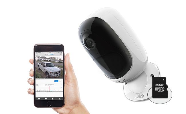 Access Security Camera Videos