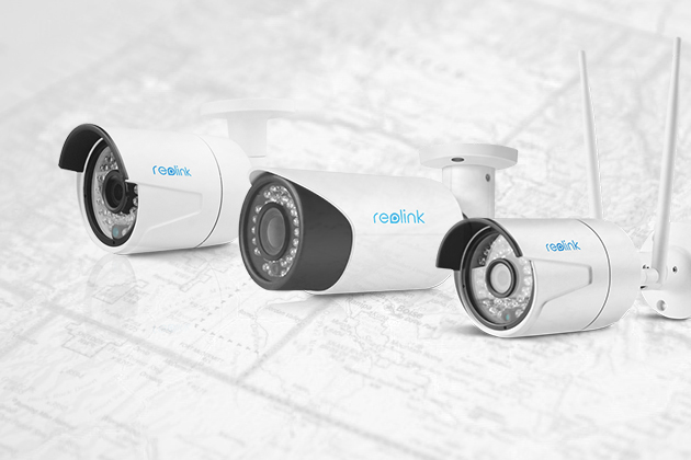 Security Cameras for Open Houses