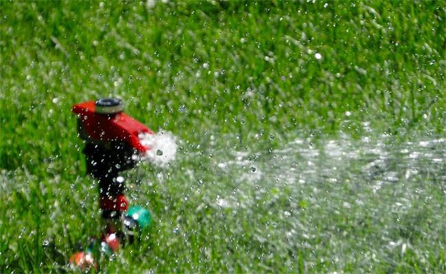 Smart Sprinkler Control System