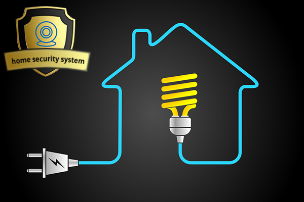 Manage Electricity with Home Security