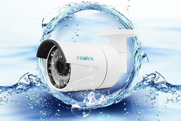 Outdoor and Indoor Security Camera